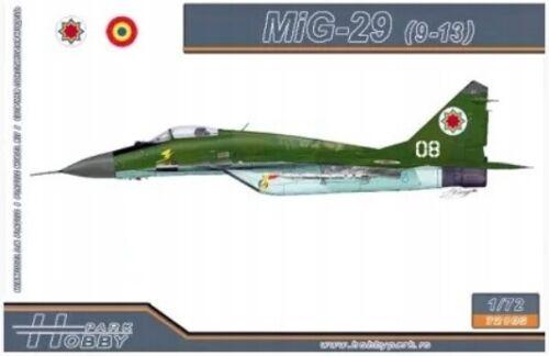 MOLDAVIAN /& ROMANIAN AF MKGS #72103 1//72 PARC MiG-29 S TYPE 9.13 FULCRUM C