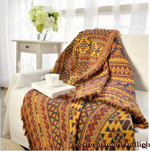Image Is Loading 100 Cotton Extra Thick Sofa Cover Throw Chair