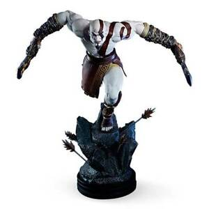 Details About Stunning Statue Lunging Kratos Ascension God Of War 1 4 19 48cm