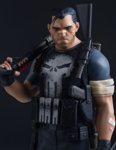 Marvel Punisher Collector/'s Gallery Statue