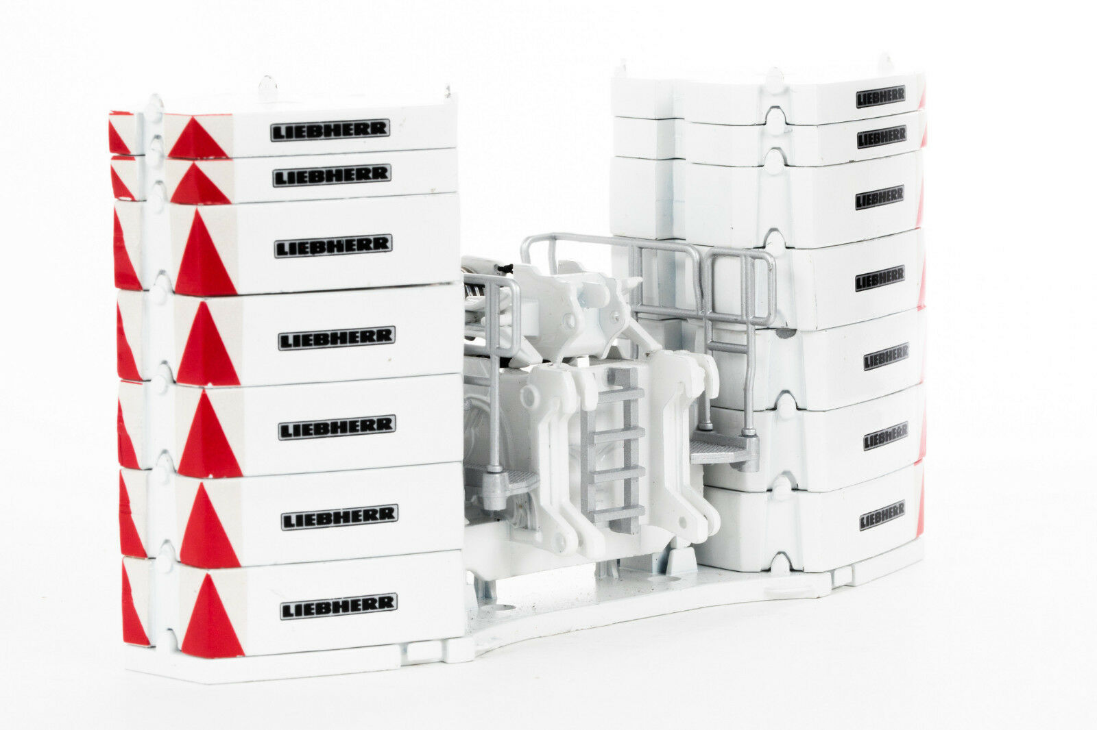 Drake Collectibles Liebherr 1350-6.1 Mobile Crane Ballast Load Set Membreys 1:50