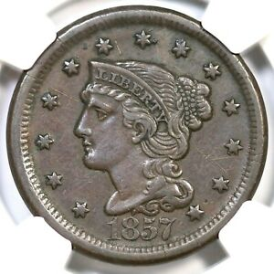 1857-N-1-NGC-AU-Details-Lg-Date-Braided-Hair-Large-Cent-Coin-1c