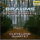 Johannes Brahms - Brahms: String Quartets, Op. 51 (2008)