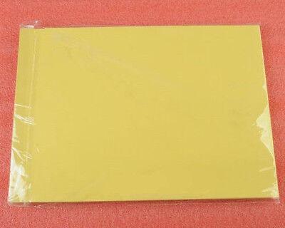 100Stk. A4 Sheets Heat Toner Transfer Paper für DIY PCB Electronic Prototype Neu