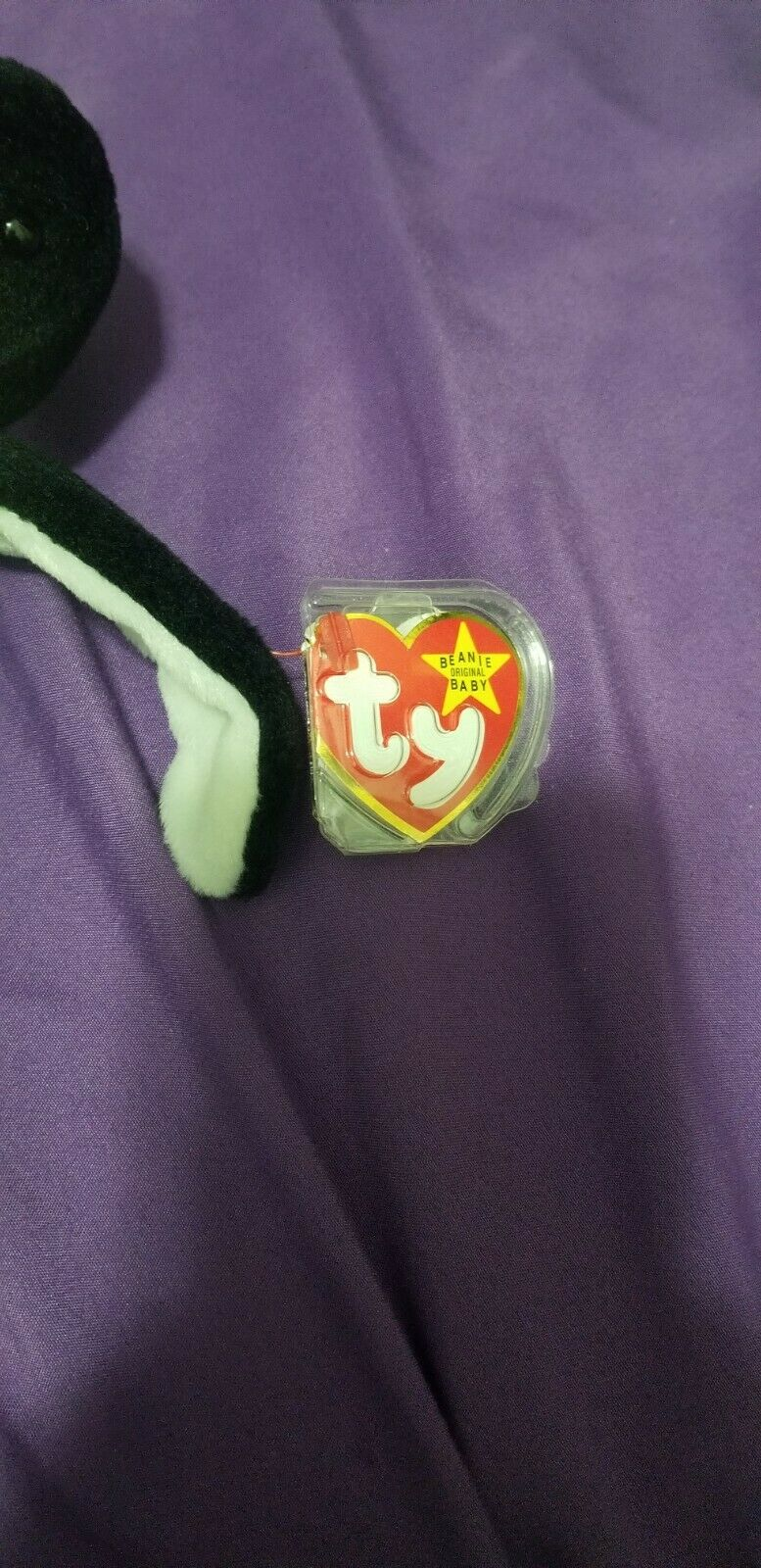 1995 Original Beanie Babies WADDLE The Penguin w tags (7 (7 (7 inch) 85ca40