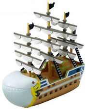 ONE PIECE ANIME PIRATE SHIP WHITE BEARD EDWARD NEWGATE