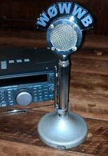 Astatic D-104 Microphone Acrylic Callsign Flag - Ham Radio - Amateur Radio - CB