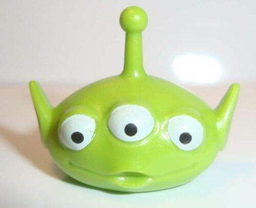Lego Toy Story Lime Alien Head Antenna w// 3 Eyes NEW