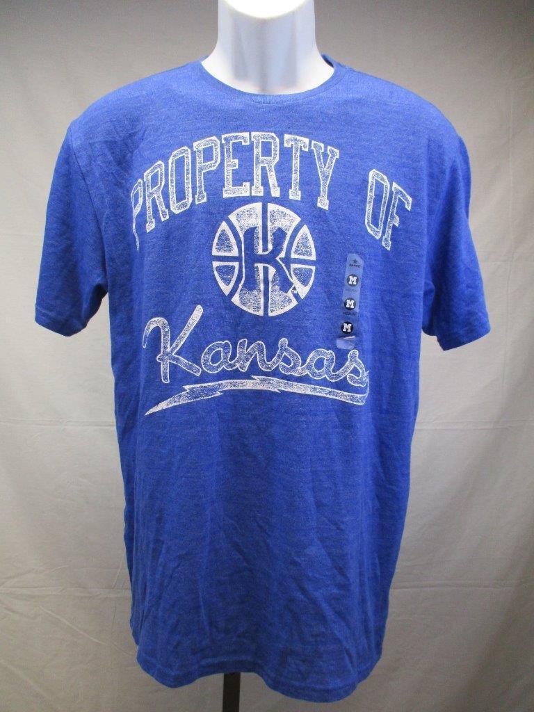 Nueva Kansas Adidas Jayhawks para hombre talla M azul medio Adidas MSRP