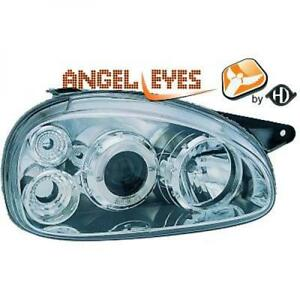 corsa b angel eyes