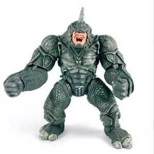 rare-Marvel-Universe-Rhino-Spider-Man-Power-Charge-4-5-034-hasbro-figure-kid-toy