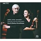 Kodaly, Ravel, Schulhoff: Duos for Violin & Cello (2012)