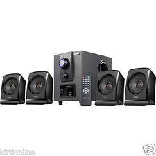 Intex 4.1 MultiMedia Speaker System IT-2616N SUF ( With FM&USB,MMC/SD)
