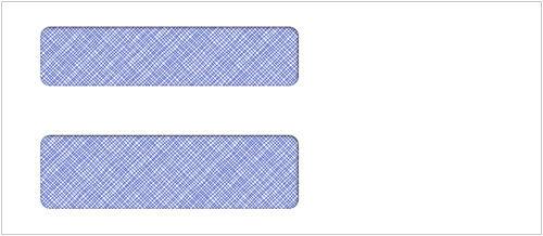 500 Double Window EnvelopeItem #CE05A