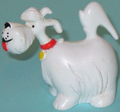 "Dennis the Menace PVC figure white DOG 2.25""  BRAND NEW!"