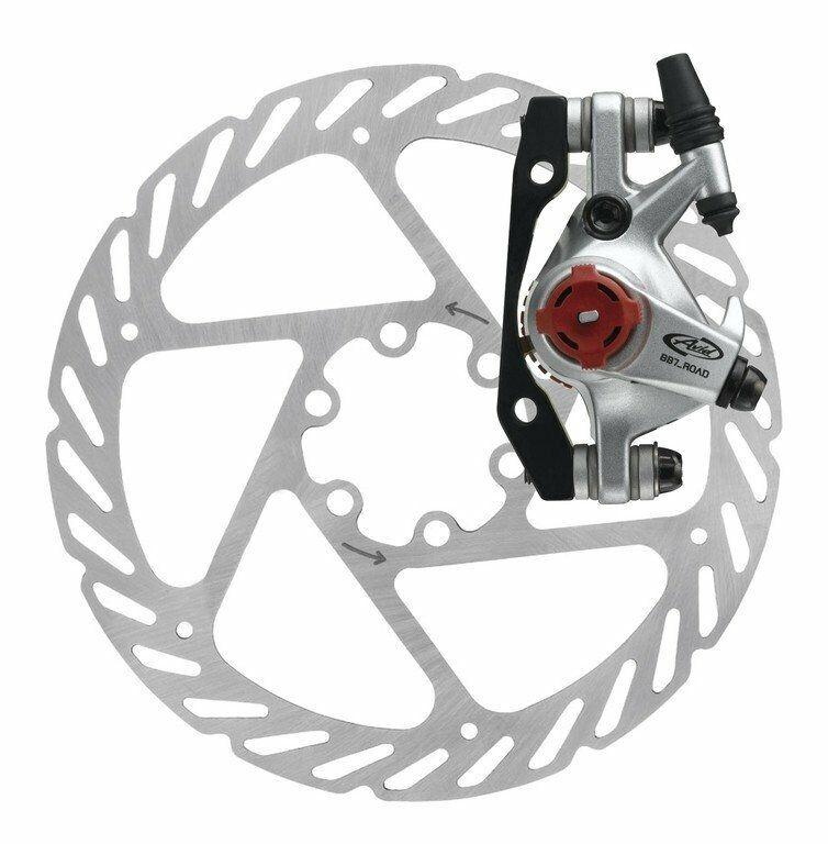 Avid Freno Freno Freno a disco bb7 strada meccanicamente PLATINUM DISCO 140 mm POSTERIORE abf