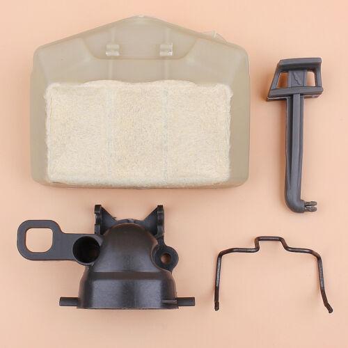 Air Filter Intake Elbow Choke Rod For Husqvarna 372XP 372 371 365 362 Chainsaw