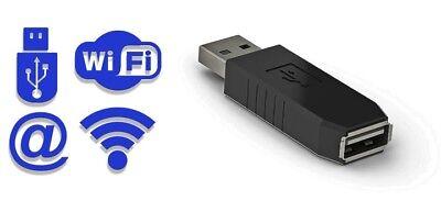 AirDrive Keylogger Max Premium Hardware USB Keylogger