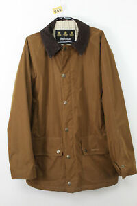BARBOUR-Beauchamp-Travel-Brown-Jacket-size-L