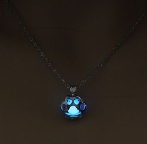 Glow in the Dark Glowing Magical Pendant Necklaces