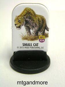 Details zu Pathfinder Battles Pawns/Tokens - #324 Small Cat Animal  Companion - NPC Codex
