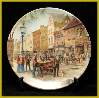 Davenport - Cries Of London - The Gingerbread Seller 7 - New Condition