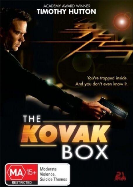 Kovak Box (DVD, 2007) Timothy Hutton