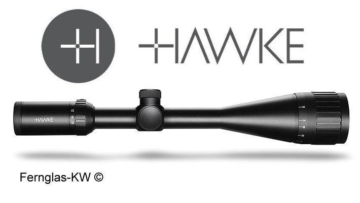 Hawke 14260 telescópica Vantage 4-16x50 ao mil Dot ir rojo verde leuchtabsehen