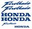 Aufkleber für Honda Fireblade CBR RR sticker XL replik 60cm Auto Fenster LKW