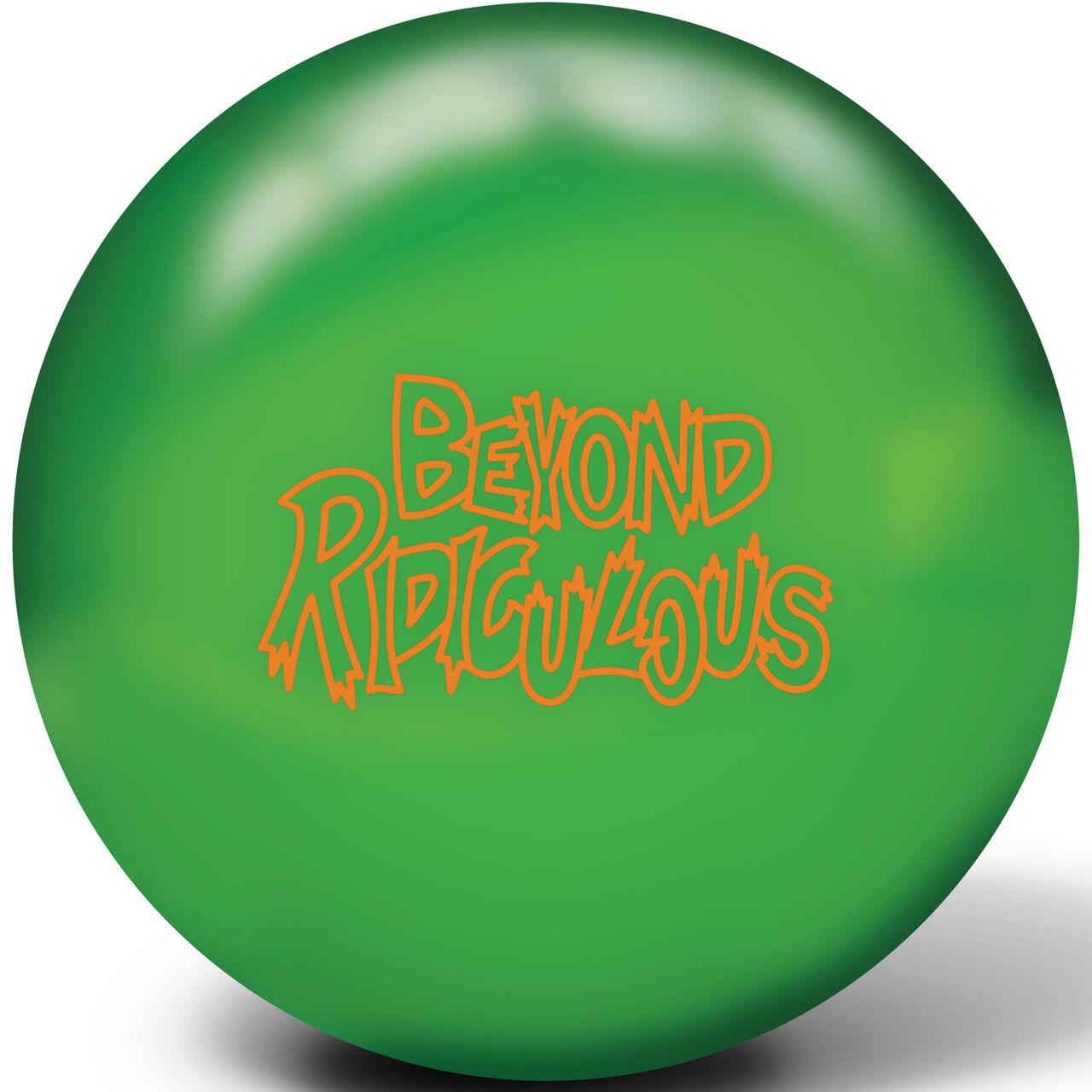 Radical Beyond Ridiculous Bowling Ball NIB 1st Quality