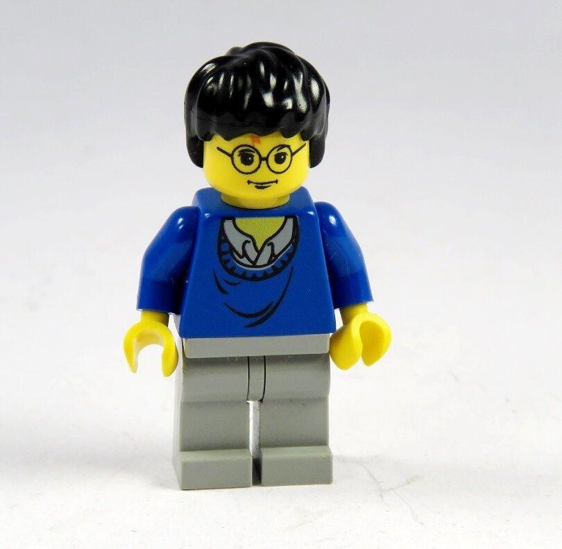 Lego Harry Potter™ Potter™ Potter™ Figura Harry Potter con Azul Suéter Minifigura 03463c