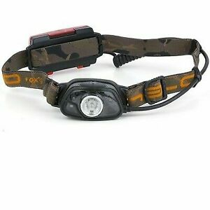 Fox Halo Headtorch MS250 Carp Fishing