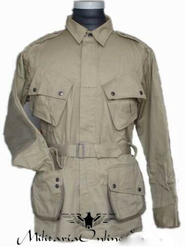 40R//42R//44R//46R//48R WWII US M42 Airborne Jump Uniform with Trousers