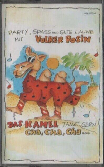 Party, Spass und Gute Laune mit Volker Rosin-Das Kamel tanzt gern Cha, Cah, Cha