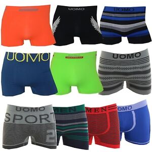 8er-Pack-UOMO-Summer-Edition-Seamless-Retroshorts-Designmix-stylish-Boxershorts