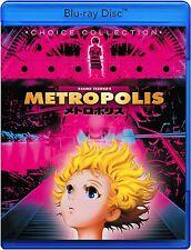 Osamu Tezuka's Metropolis Scott Weinger,Jamieson Price & Rintaro (Blu-ray)