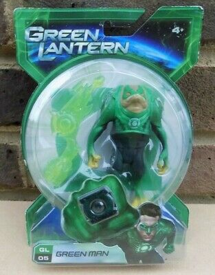 "Mattel DC ~ Green Lantern ~ Sinestro #04 4/"" Action Figure"
