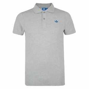 Image is loading New-Mens-Adidas-Originals-Pique-Polo-Shirt-T-