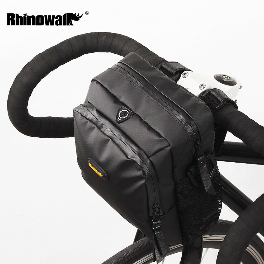 Bicycle  Handlebar Bag Full Waterproof Folding Bike Front Bag Electric Bike  great selection & quick delivery