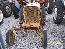 International Farmall Cub Tractor Cultivatorplow And Mowing Machine