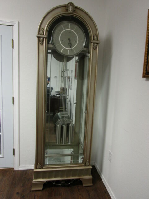 Howard Miller Coastal Point Grandfather Clock 610 898