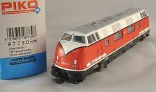 Piko 97730 Diesellok BR 220.051-7 Ferrovia Suzzara Ferrara Italien H0 1:87 DC