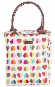 6c97b8e0373d Details about Beau & Elliot Confetti Insulated Lunch Tote | Ladies Lunch Bag