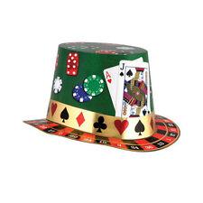 Casino Night Hi-Hat - Casino Party Fancy Dress