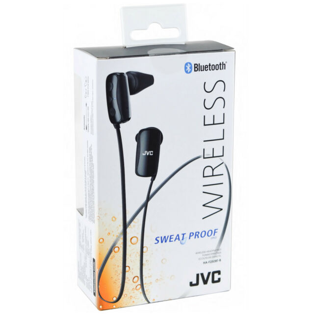 Jvc Auricolari Cuffie Wireless Bluetooth In-ear Ha-f250bt-b neri ... 65819cd4e2