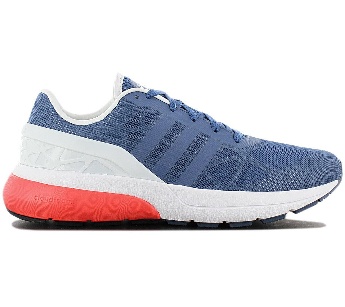 Adidas cloudfoam Flow zapatos  caballero aq1314 azul calzado deportivo zapatillas para correr fitness  vendiendo bien en todo el mundo