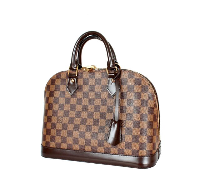 f934d42a9cdd Louis Vuitton Damier Alma PM N53151 Ct2184 for sale online
