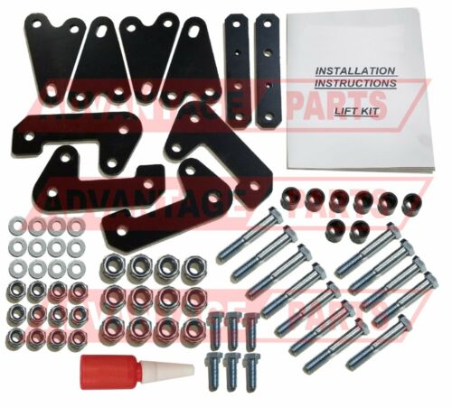 "2/"" Inch Utv Lift Kit Set Fits Polaris Ranger 570 Crew Eps Full Size 2015 2016"