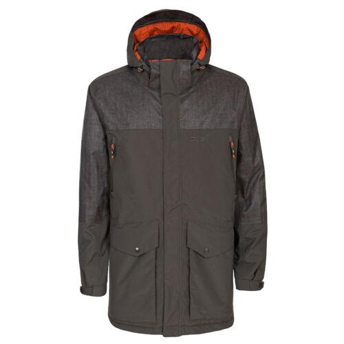 Trespass Mens Larken DLX Waterproof Jacket