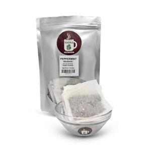 Peppermint-Mentha-Piperita-Herbal-Tea-Bags